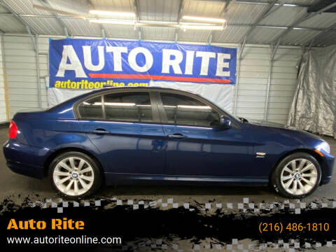 2011 BMW 3 Series for sale at Auto Rite in Cleveland OH
