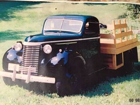 1940 Chevrolet Apache for sale at Classic Car Deals in Cadillac MI