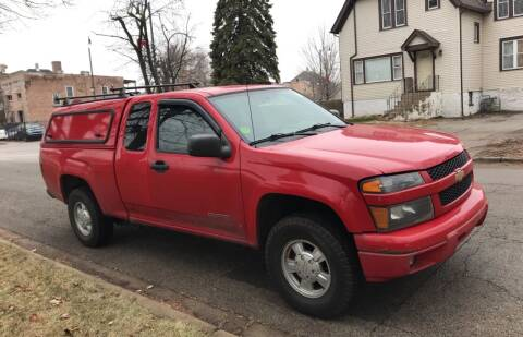 2005 Chevrolet Colorado for sale at RIVER AUTO SALES CORP in Maywood IL