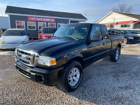 2008 Ford Ranger for sale at Y City Auto Group in Zanesville OH