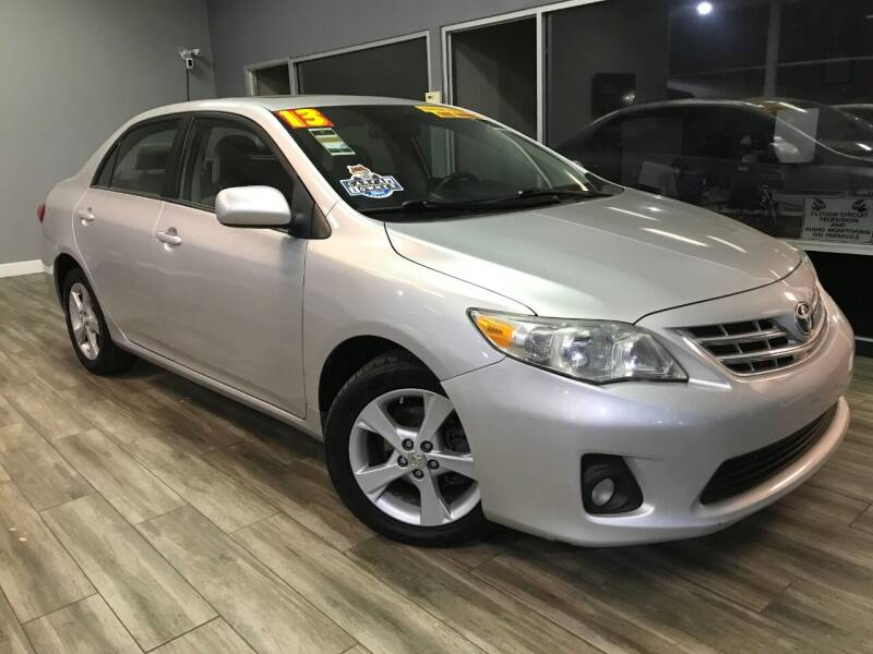2013 Toyota Corolla for sale at Golden State Auto Inc. in Rancho Cordova CA