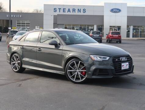 2017 Audi S3 for sale at Stearns Ford in Burlington NC