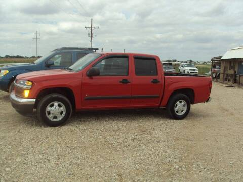 2008 Chevrolet Colorado for sale at BENHAM AUTO INC in Lubbock TX
