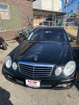 2008 Mercedes-Benz E-Class for sale at E-Z Pay Used Cars in McAlester OK