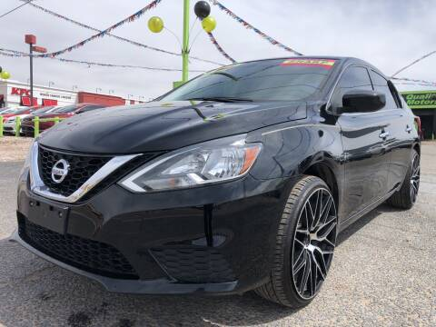 2017 Nissan Sentra for sale at 1st Quality Motors LLC in Gallup NM
