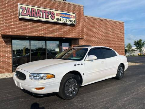 2004 Buick LeSabre for sale at Zarate's Auto Sales in Caledonia WI