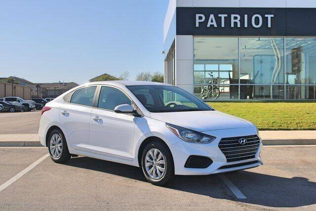 2022 Hyundai Accent for sale in Bartlesville, OK
