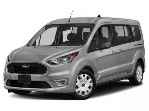 2020 Ford Transit Connect Wagon for sale at Hawk Ford of St. Charles in St Charles IL