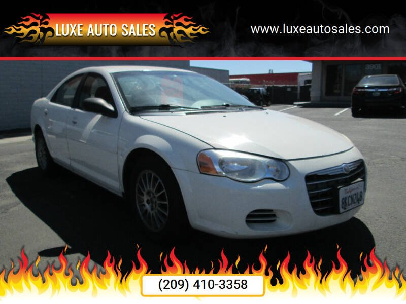 2006 Chrysler Sebring for sale at Luxe Auto Sales in Modesto CA