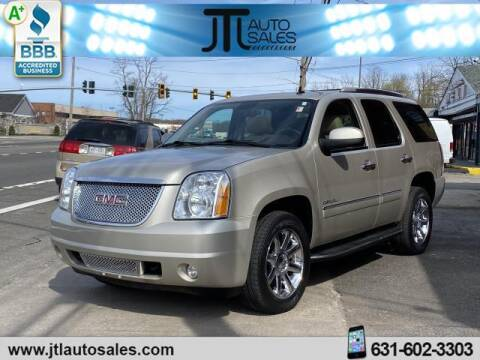 2013 GMC Yukon for sale at JTL Auto Inc in Selden NY