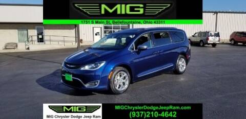 2017 Chrysler Pacifica for sale at MIG Chrysler Dodge Jeep Ram in Bellefontaine OH
