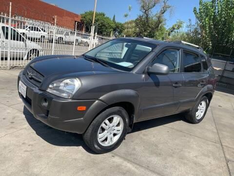 2007 Hyundai Tucson for sale at Olympic Motors in Los Angeles CA