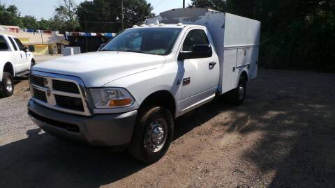 2011 RAM Ram Chassis 3500 for sale at action auto wholesale llc in Lillian AL
