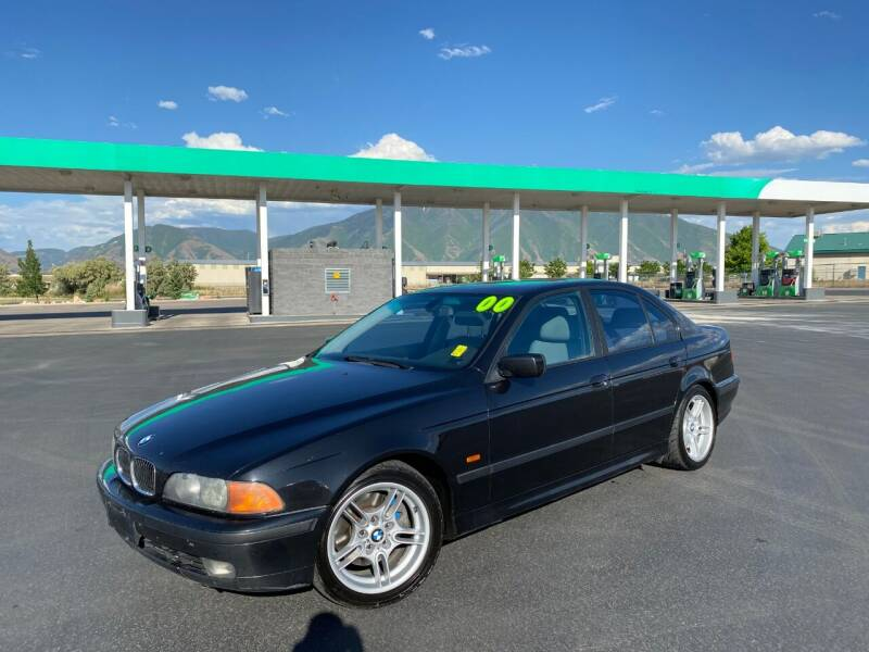2000 BMW 5 Series for sale at Evolution Auto Sales LLC in Springville UT