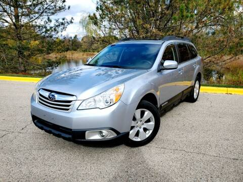 2012 Subaru Outback for sale at Excalibur Auto Sales in Palatine IL