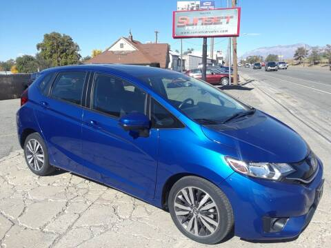 2017 Honda Fit for sale at Sunset Auto Body in Sunset UT