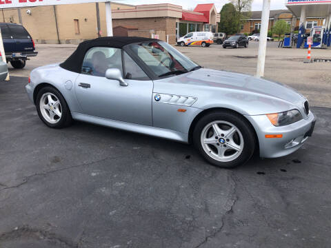 1997 BMW Z3 for sale at N & J Auto Sales in Warsaw IN