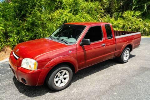 2004 Nissan Frontier for sale at Sarasota Car Sales in Sarasota FL