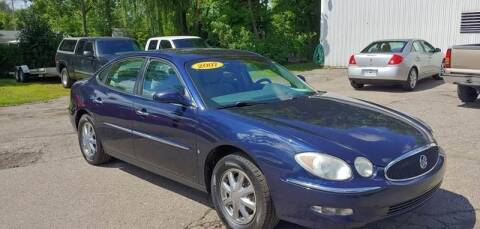 2007 Buick LaCrosse for sale at Superior Motors in Mount Morris MI