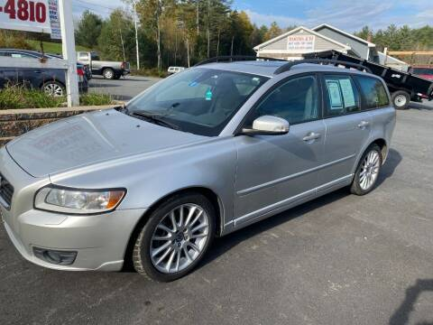 2011 Volvo V50 for sale at Mascoma Auto INC in Canaan NH