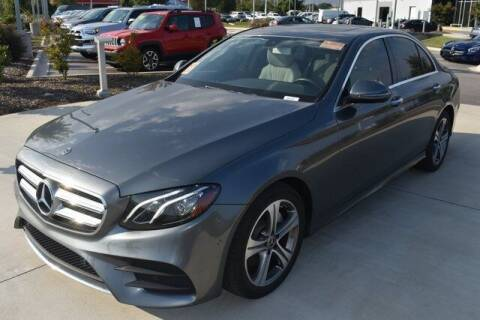 2018 Mercedes-Benz E-Class for sale at PHIL SMITH AUTOMOTIVE GROUP - MERCEDES BENZ OF FAYETTEVILLE in Fayetteville NC