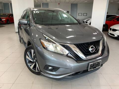 2016 Nissan Murano for sale at Auto Mall of Springfield in Springfield IL