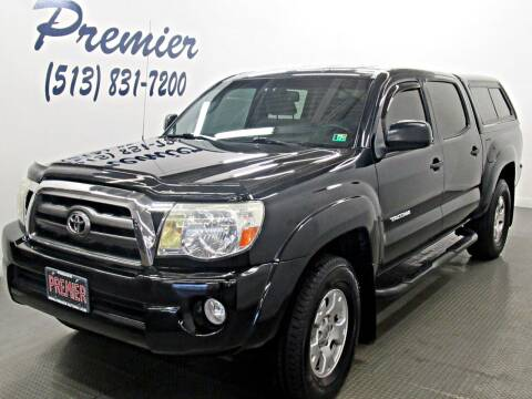 2010 Toyota Tacoma for sale at Premier Automotive Group in Milford OH