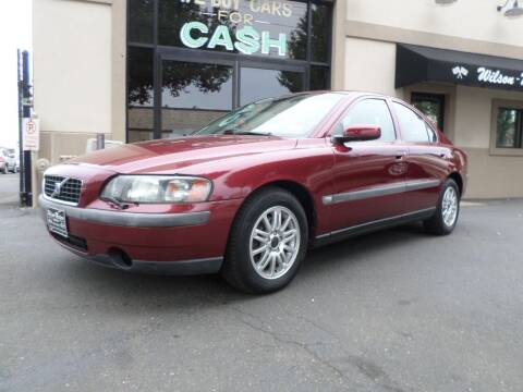 2004 Volvo S60 for sale at Wilson-Maturo Motors in New Haven CT