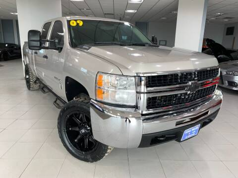 2009 Chevrolet Silverado 2500HD for sale at Auto Mall of Springfield in Springfield IL