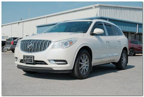 2014 Buick Enclave for sale at STRICKLAND AUTO GROUP INC in Ahoskie NC