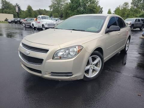 2009 Chevrolet Malibu for sale at Cruisin' Auto Sales in Madison IN