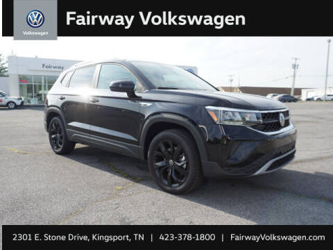 2022 Volkswagen Taos for sale at Fairway Ford in Kingsport TN