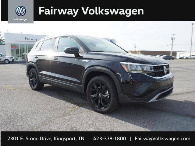 2022 Volkswagen Taos for sale at Fairway Volkswagen in Kingsport TN