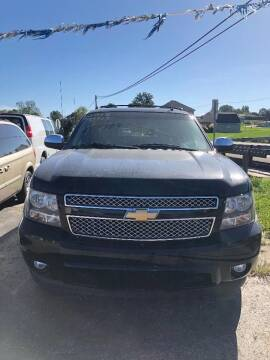 2012 Chevrolet Avalanche for sale at Stewart's Motor Sales in Cambridge/Byesville OH