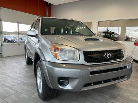 2004 Toyota RAV4 for sale at Evolution Autos in Whiteland IN