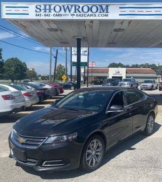 2019 Chevrolet Impala for sale at Showroom Auto Sales of Charleston in Charleston SC