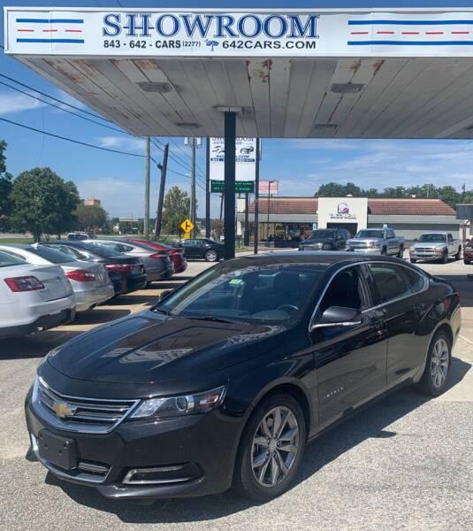 2019 Chevrolet Impala for sale at Showroom Auto Sales of Charleston in Charleston SC