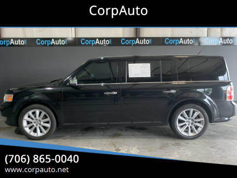 2010 Ford Flex for sale at CorpAuto in Cleveland GA