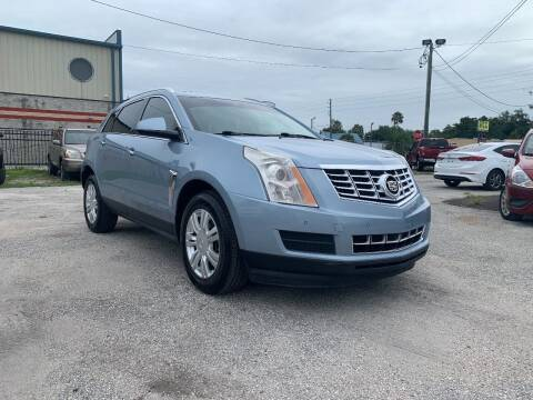 2013 Cadillac SRX for sale at Marvin Motors in Kissimmee FL