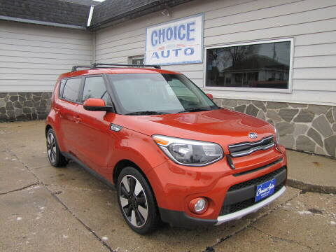 2019 Kia Soul for sale at Choice Auto in Carroll IA