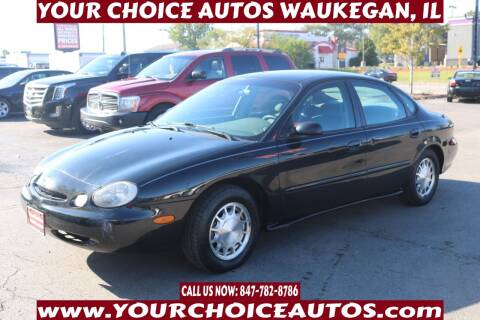 1997 Ford Taurus for sale at Your Choice Autos - Waukegan in Waukegan IL