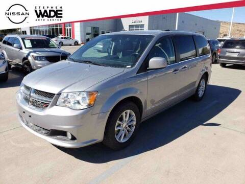 2019 Dodge Grand Caravan for sale at Stephen Wade Pre-Owned Supercenter in Saint George UT