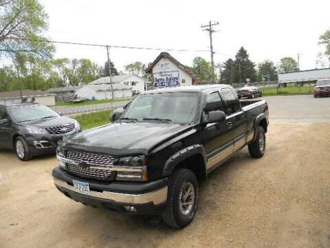 2003 Chevrolet Silverado 1500 for sale at Northwest Auto Sales in Farmington MN