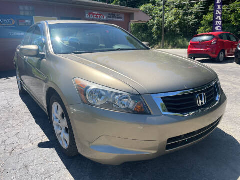2008 Honda Accord for sale at Doctor Auto in Cecil PA