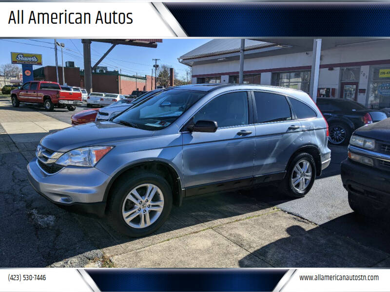 2010 Honda CR-V for sale at All American Autos in Kingsport TN