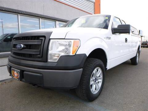 2013 Ford F-150 for sale at Torgerson Auto Center in Bismarck ND