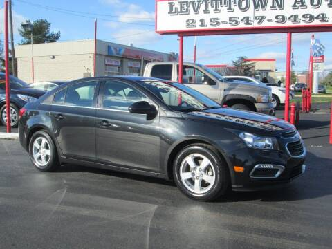 2015 Chevrolet Cruze for sale at Levittown Auto in Levittown PA