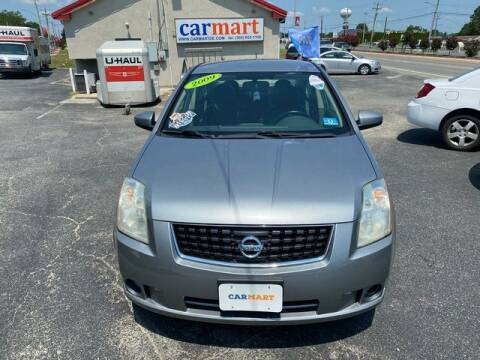 2009 Nissan Sentra for sale at CARMART Of New Castle in New Castle DE
