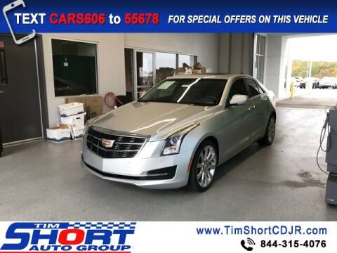 2015 Cadillac ATS for sale at Tim Short Chrysler in Morehead KY