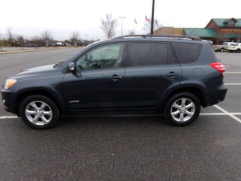 2010 Toyota RAV4 for sale at West End Auto Sales LLC in Richmond VA